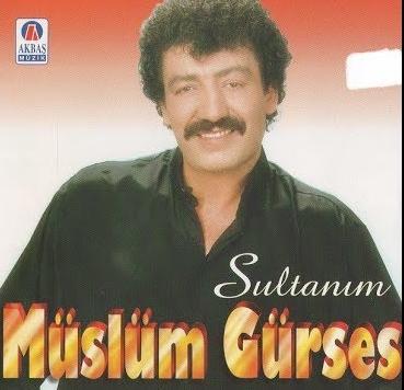 Sultanım (1997) albüm kapak resmi