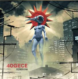 Düşünden Uyan (2020) albüm kapak resmi