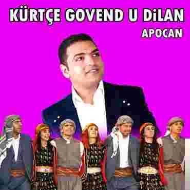 Kürtçe Govend u Dilan (2016) albüm kapak resmi