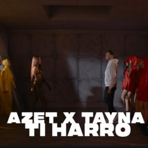 TI HARRO (2021) albüm kapak resmi