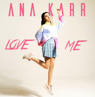 Love Me (2021) albüm kapak resmi