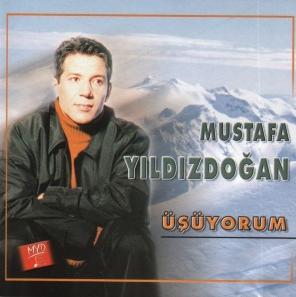 Üşüyorum (1992) albüm kapak resmi