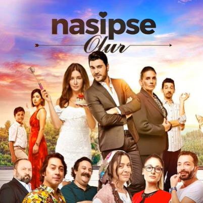 Nasipse Olur (2021) albüm kapak resmi