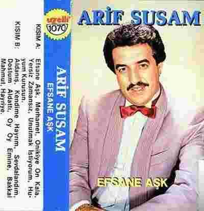Efsane Aşk (1981) albüm kapak resmi