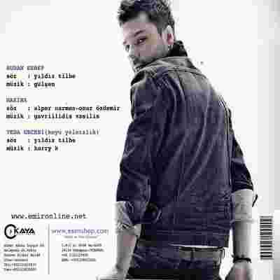 Ateşten Bi' Rüzgar (2012) albüm kapak resmi