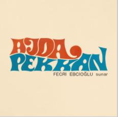 Fecri Ebcioğlu Sunar (1969) albüm kapak resmi