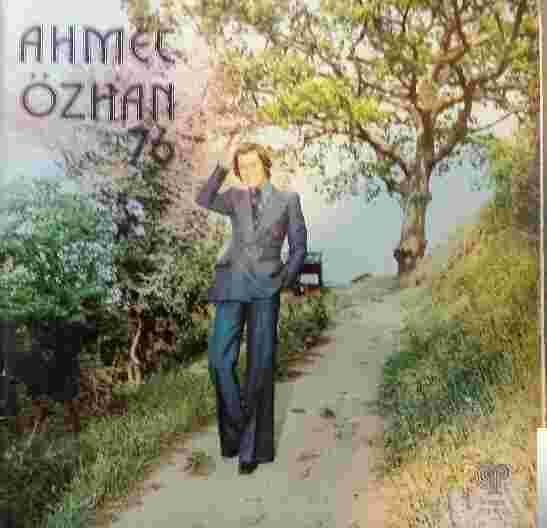 Ahmet Özhan 76 (1976) albüm kapak resmi