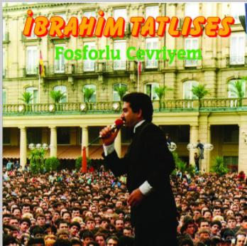 Fosforlu Cevriyem (1987) albüm kapak resmi