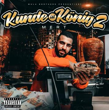 Kunde Ist König 2 (2020) albüm kapak resmi