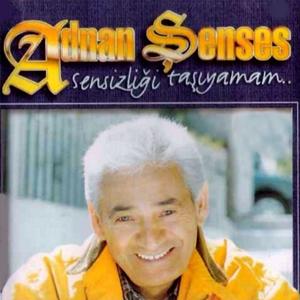 Sensizliği Taşıyamam (1997) albüm kapak resmi