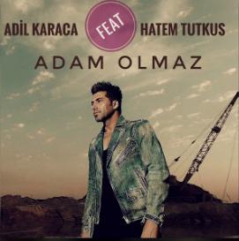 Adam Olmaz (2017) albüm kapak resmi