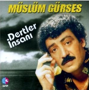 Müslüm Gürses Dertler İnsanı (1988)