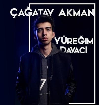 Yüreğim Davacı (2018) albüm kapak resmi