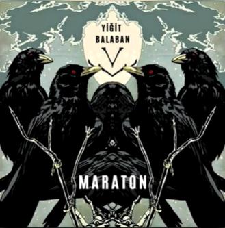 Maraton (2020) albüm kapak resmi