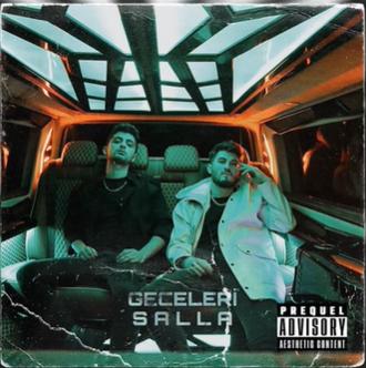 Geceleri Salla (2021) albüm kapak resmi