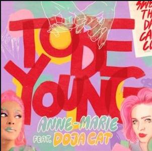 To Be Young (2020) albüm kapak resmi
