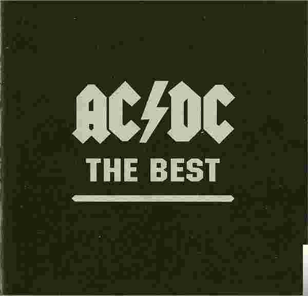 The Best of AC/DC albüm kapak resmi