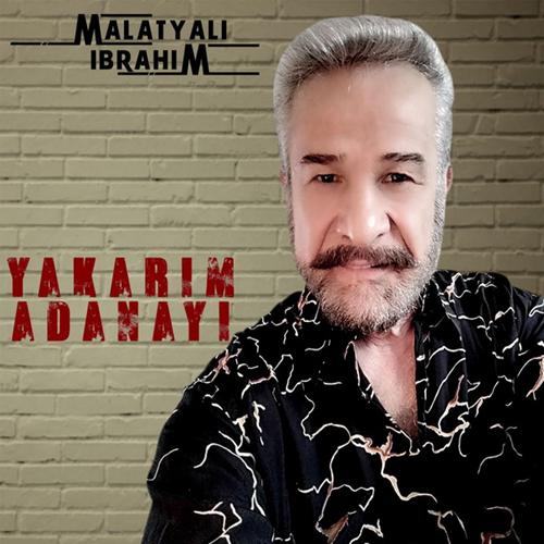 Yakarım Adanayı (2020) albüm kapak resmi