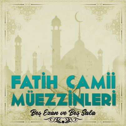 Enderun Teravihi ve Cumhur Müezzinliği (2009) albüm kapak resmi