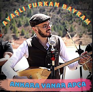 Ankara Yanar Apça (2021) albüm kapak resmi