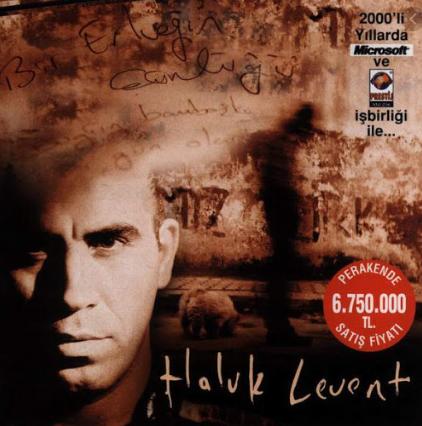 Bir Erkeğin Günlüğü (2002) albüm kapak resmi
