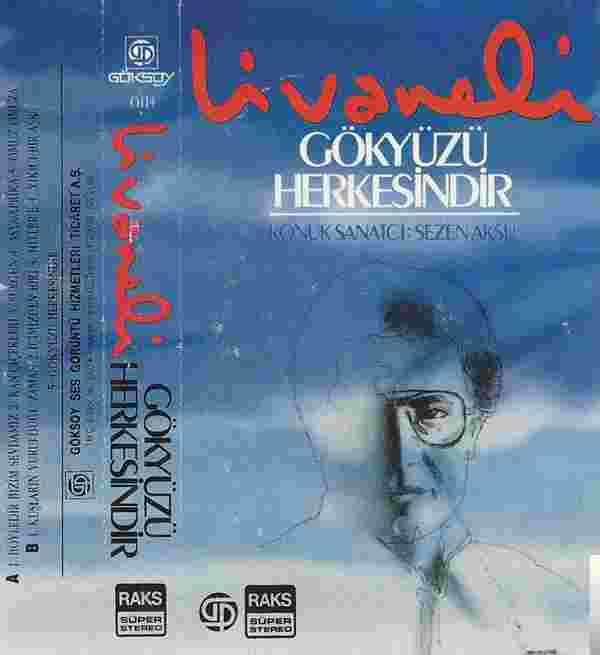 Gökyüzü Herkesindir (1987) albüm kapak resmi