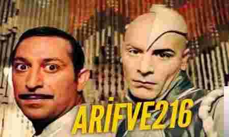 Arif V 216 albüm kapak resmi
