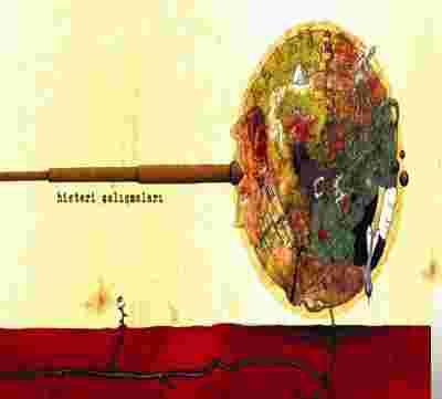 Histeri Çalışmaları (2010) albüm kapak resmi