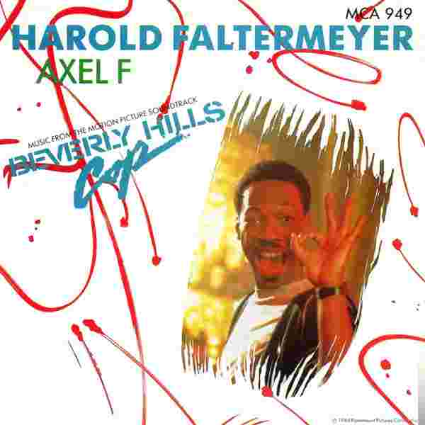 Harold Faltermeyer (1989) albüm kapak resmi