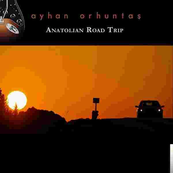 Anatolian Road Trip (2018) albüm kapak resmi
