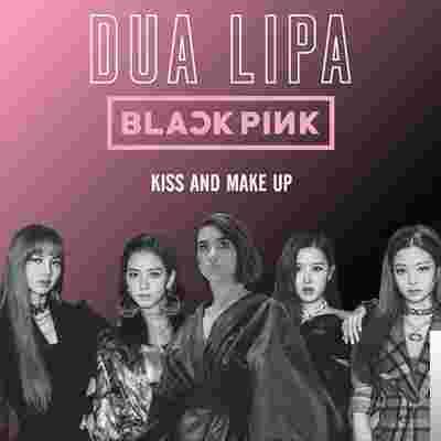 Kiss and Make Up (2019) albüm kapak resmi