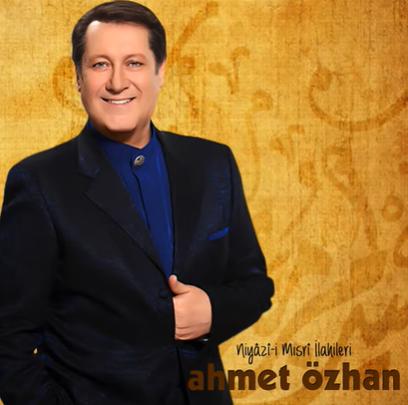 Niyazii Mısri İlahileri (2012) albüm kapak resmi