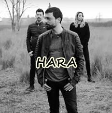 Hara (2018) albüm kapak resmi