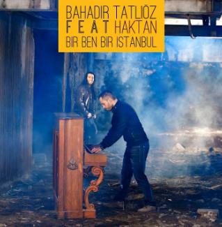 Bir Ben Bir İstanbul (2013) albüm kapak resmi