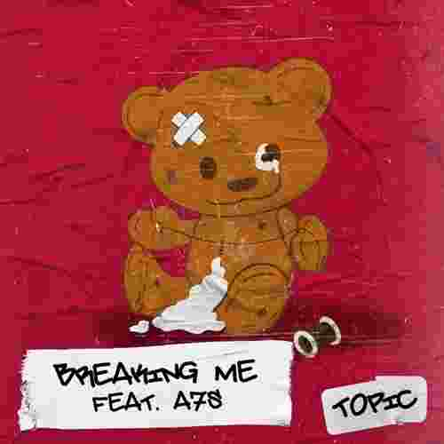 Breaking Me (2020) albüm kapak resmi