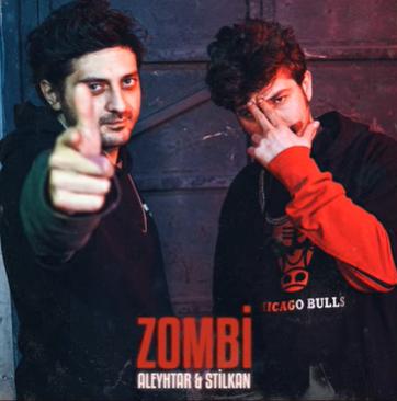 Zombi (2021) albüm kapak resmi