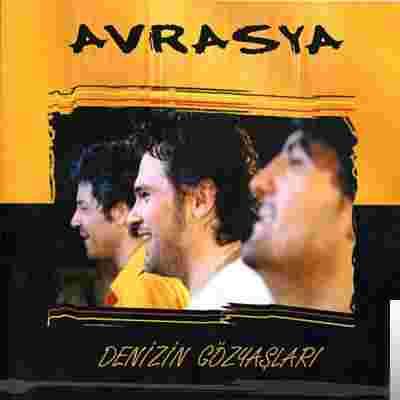 Denizin Gözyaşları (2003) albüm kapak resmi