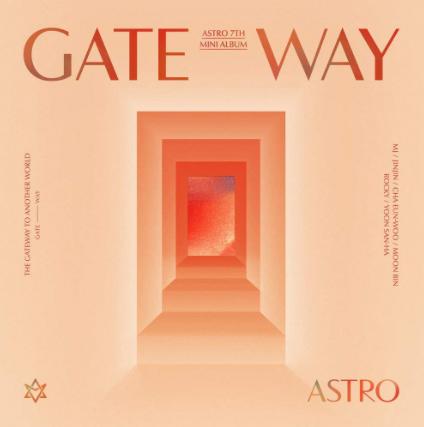 Gate Way (2020) albüm kapak resmi