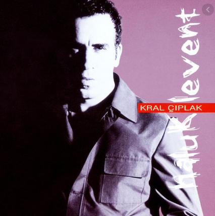 Kral Çıplak (2001) albüm kapak resmi