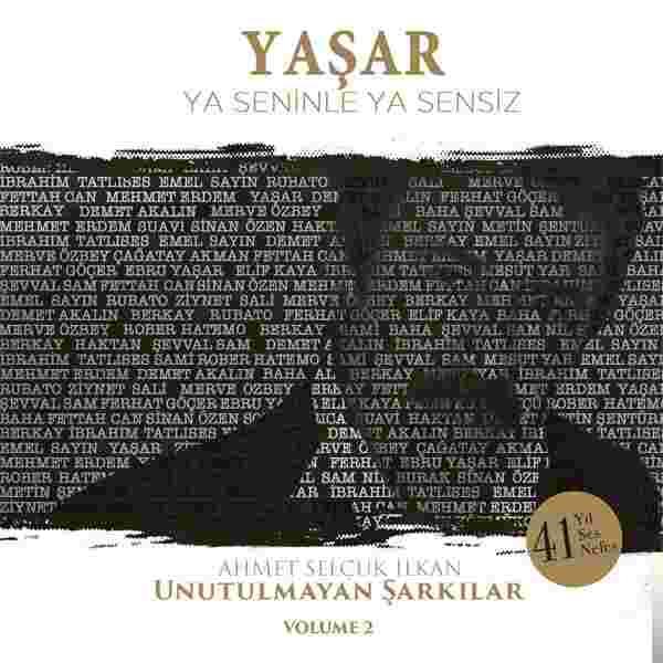Ya Seninle Ya Sensiz (2018) albüm kapak resmi