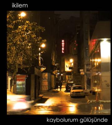Kaybolurum Gülüşünde (2021) albüm kapak resmi
