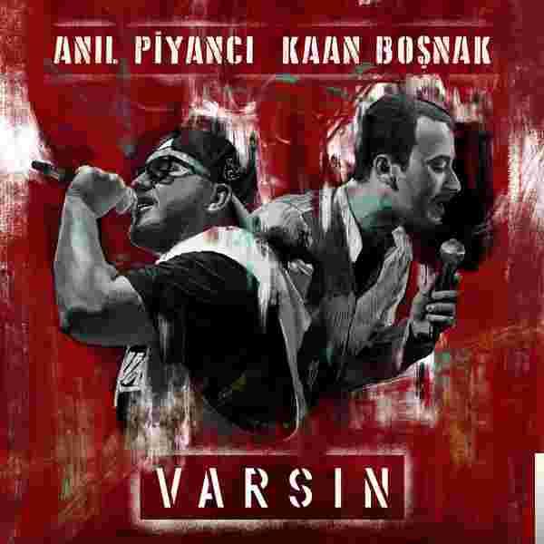 Varsın (2019) albüm kapak resmi