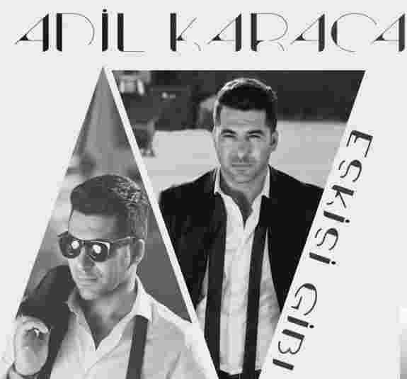 Eskisi Gibi (2014) albüm kapak resmi