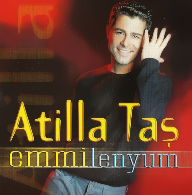Emmilenyum (2000) albüm kapak resmi