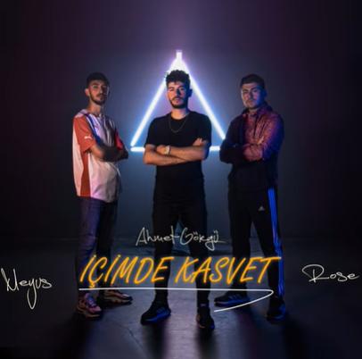 İçimde Kasvet (2020) albüm kapak resmi