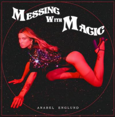 Messing With Magic (2021) albüm kapak resmi