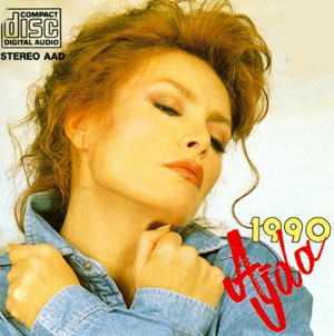 Ajda (1990) albüm kapak resmi