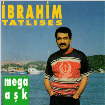 Mega Aşk (1994) albüm kapak resmi