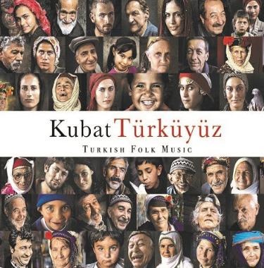 Türküyüz (2018) albüm kapak resmi