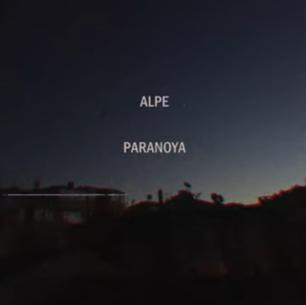 Paranoya (2020) albüm kapak resmi